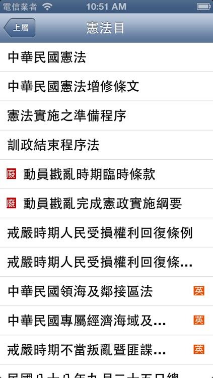臺灣小六法-憲法篇
