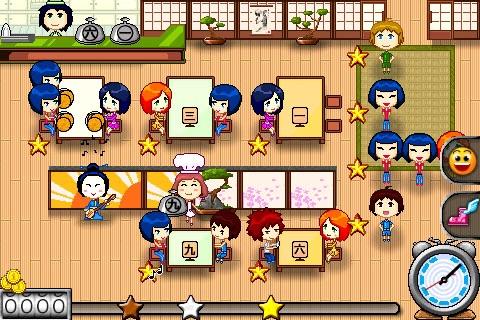 My Little Restaurant Lite screenshot-3