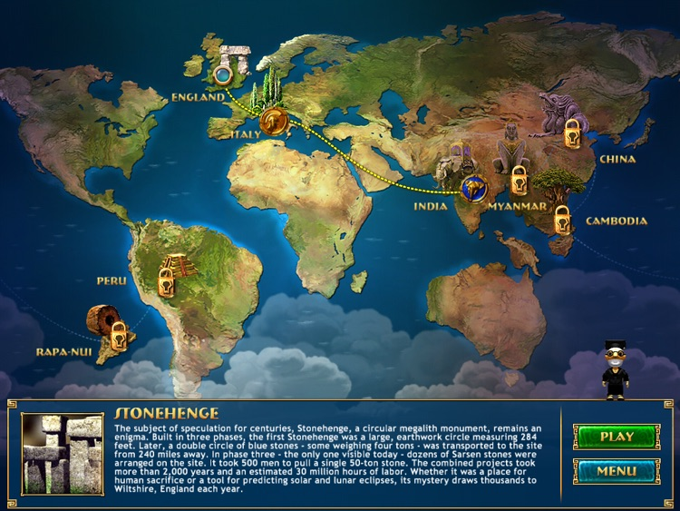 7 Wonders 2 HD (Full) screenshot-4