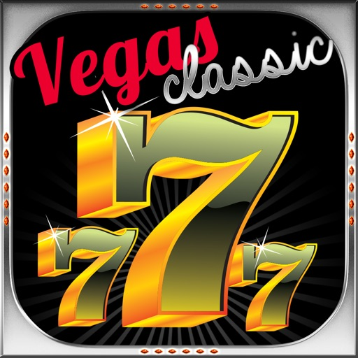 Awesome Slots Machine - Vegas Classic Edition with Prize Wheel, Blackjack & Roulette Games