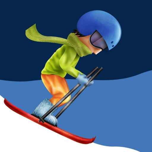 A1 Ski Sport Adventure - Play awesome new racing arcade game iOS App