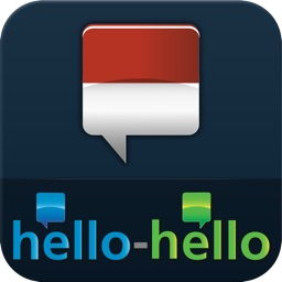 "Indonesian – Learn Indonesian (Hello-Hello) ""for iPhone"""
