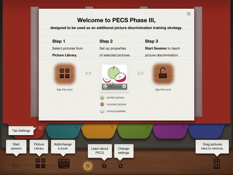 PECS Phase III screenshot-0