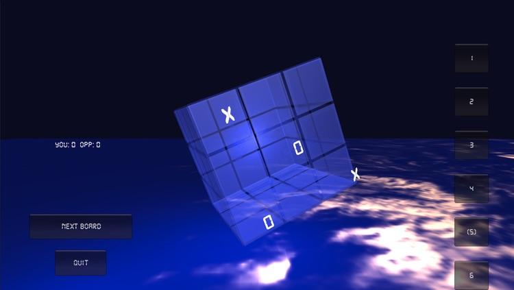 Tic Tac Toe 3D - Free screenshot-3