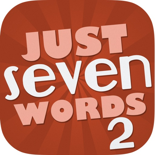 Just Seven Words 2 - More Challenges for Word Game Experts