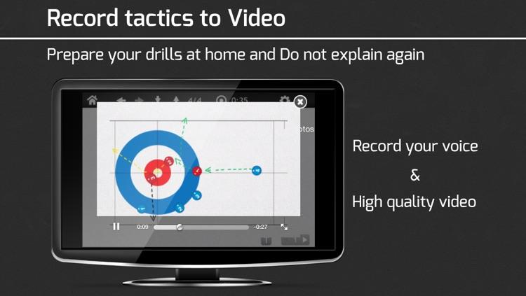 CoachNote Soccer & Futsal : Sports Coach's Interactive Whiteboard screenshot-4