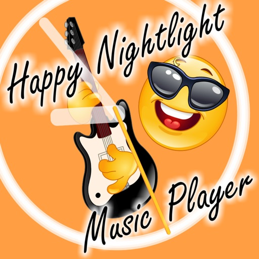 Happy Nightlight Music Player by Six Pack Science Company