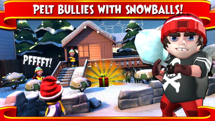 SnowJinks screenshot-1