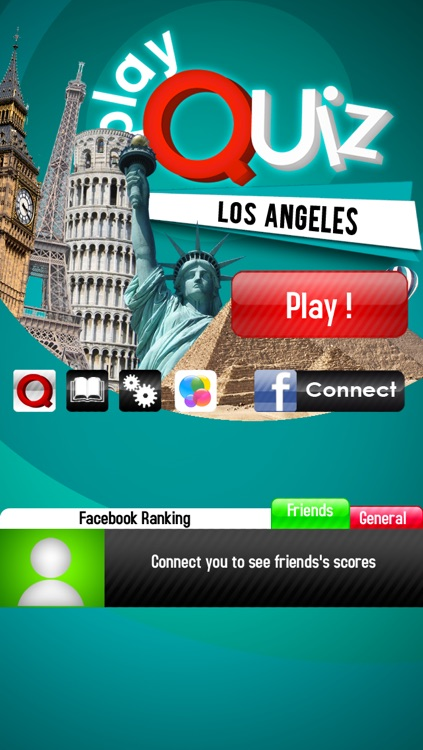 PlayQuiz™ Cities and Countries