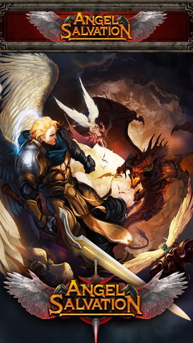 Angel Salvation