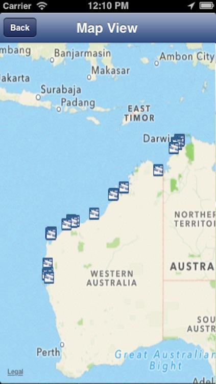 Australian Boat Ramp Finder