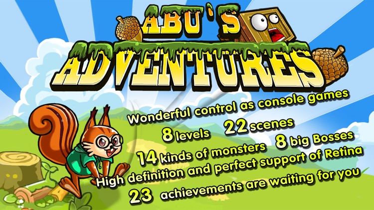 Abu's Adventures screenshot-4