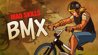 Mad Skills BMX screenshot1