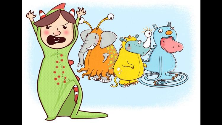 The Hippo, the Rhino, the Elephant and Me screenshot-3