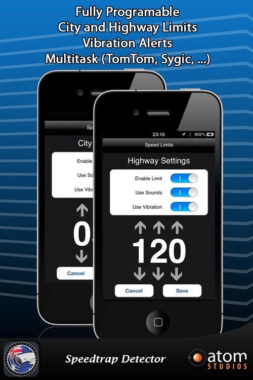 Speedtrap Detector AUSTRALIA screenshot-3