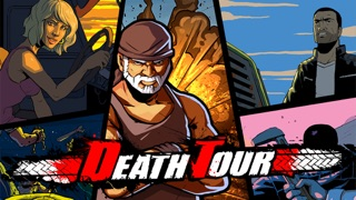 Death Tour - Racing Action 3D Game with Awesome Hot Sport Classic Cars and Epic Gunsのおすすめ画像1