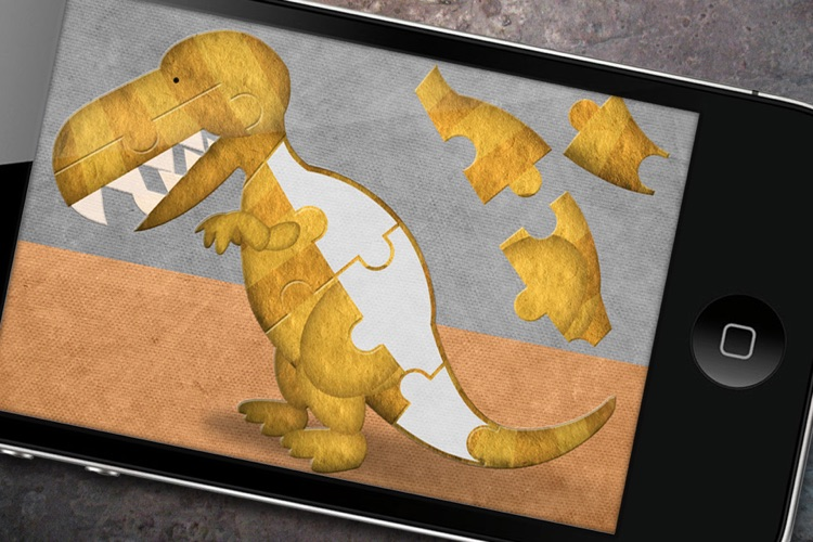 Dinosaur Jigsaw Puzzles - Puzzleosaurus screenshot-3