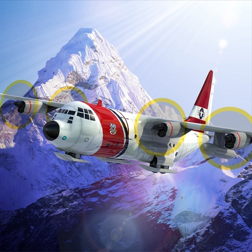 Airplane Mount Everest
