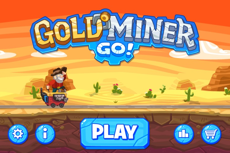 Gold Miner Go! screenshot-0