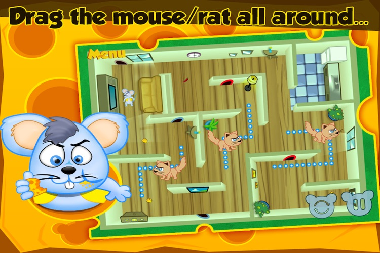Super Rat - The Cheese Addiction screenshot-4
