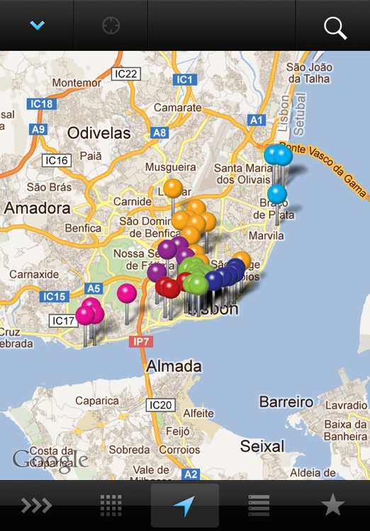 Lisbon: Wallpaper* City Guide screenshot-3
