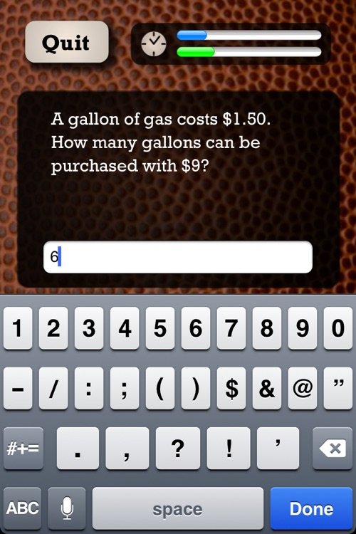 Quarterback Quiz | Are you Smarter? screenshot-4