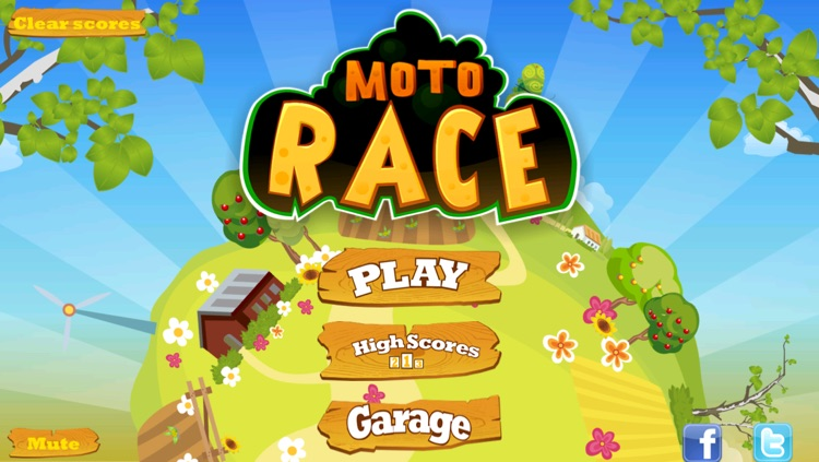 Moto Race screenshot-0