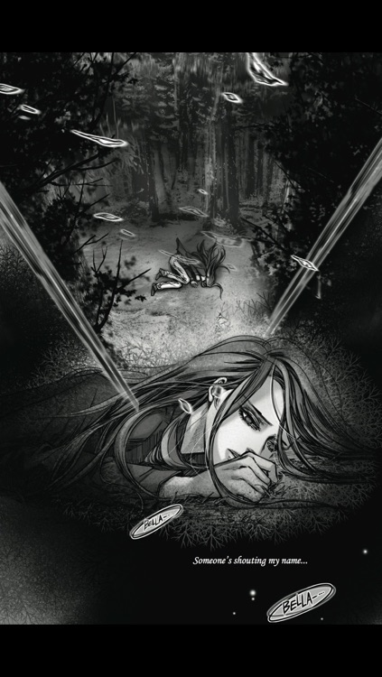 New Moon: The Graphic Novel, Vol. 1 screenshot-3