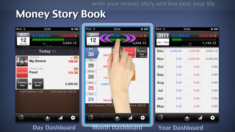 Money Story Book