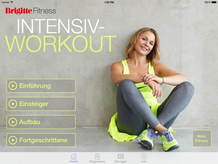 Brigitte Fitness Intensiv-Workout HD