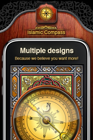 Islamic Compass: Prayer Times & Athan Alarm screenshot-4