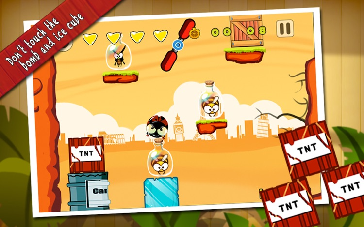 KungFu BugsFREE screenshot-3