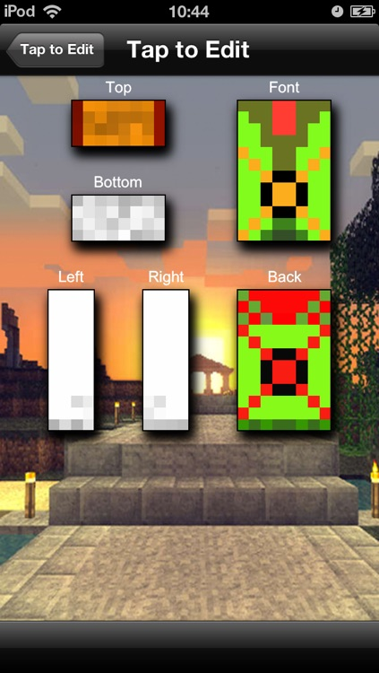 100,000+ Skins: Minecraft Edition screenshot-3
