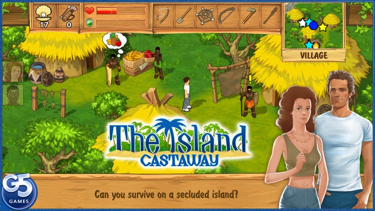 The Island: Castaway® (Full) screenshot-0