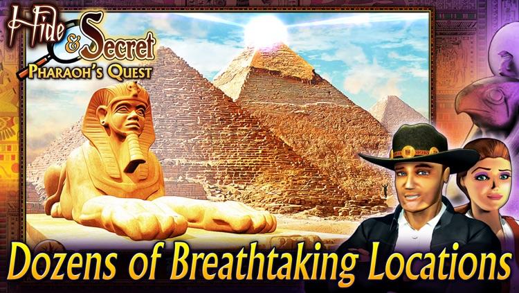 Hide and Secret: Pharaoh's Quest screenshot-3