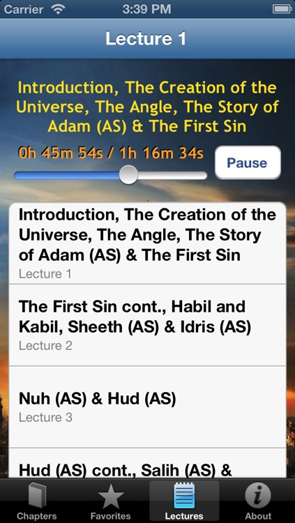 Stories of The Prophets in Al-Quran 1 screenshot-3