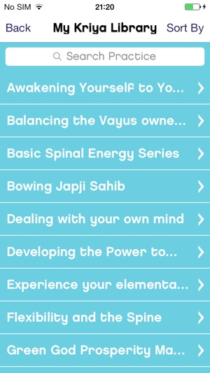 Kundalini Yoga Sadhana Journal on the App Store