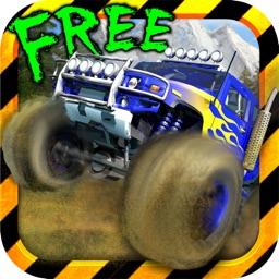 Monster Truck Hill Racing Free - 3D Real Alpine 4x4 Car Climbing