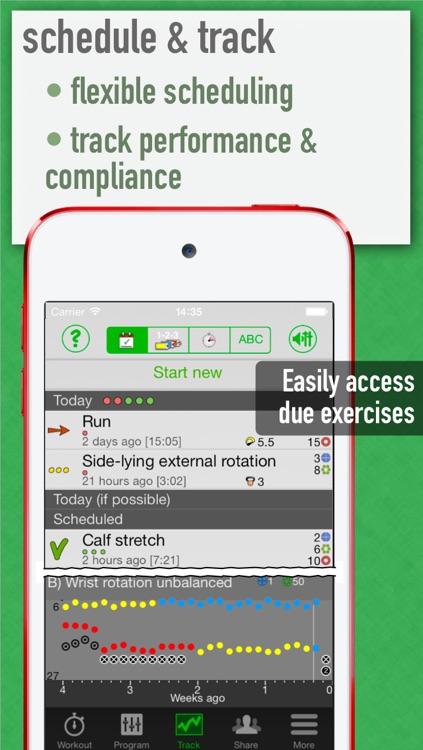 PT Timer Lite: Stretch & Exercise screenshot-4