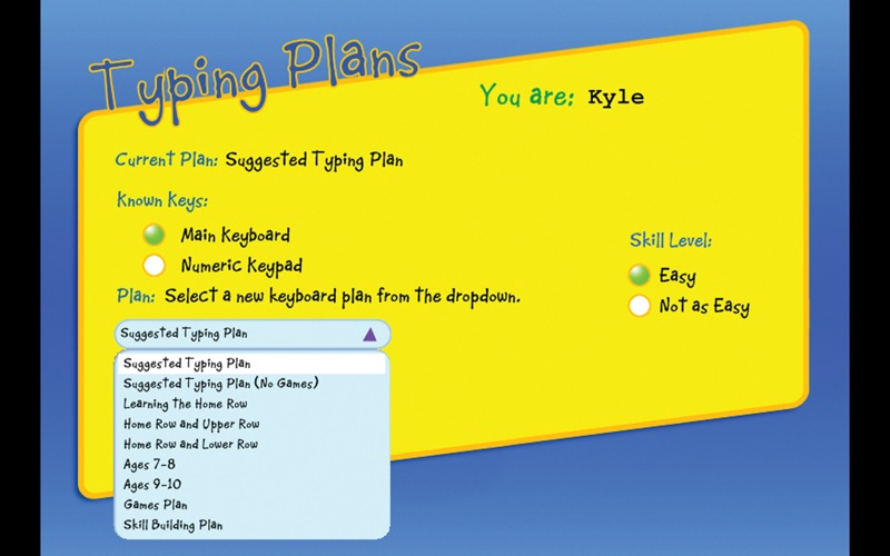 Typing Instructor for Kids Platinum for Mac