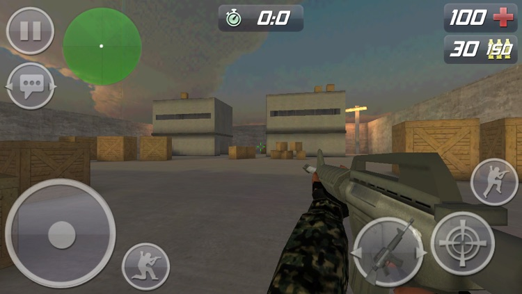 Critical Missions: SWAT Lite screenshot-1