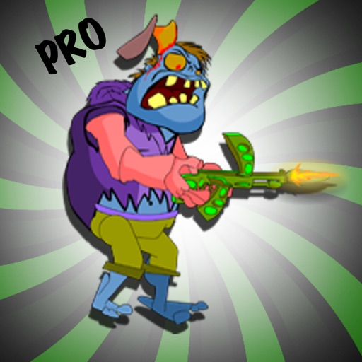 Monster Shooter Hunting Evil Zombie Quest - Jumping For Brain Run PRO
