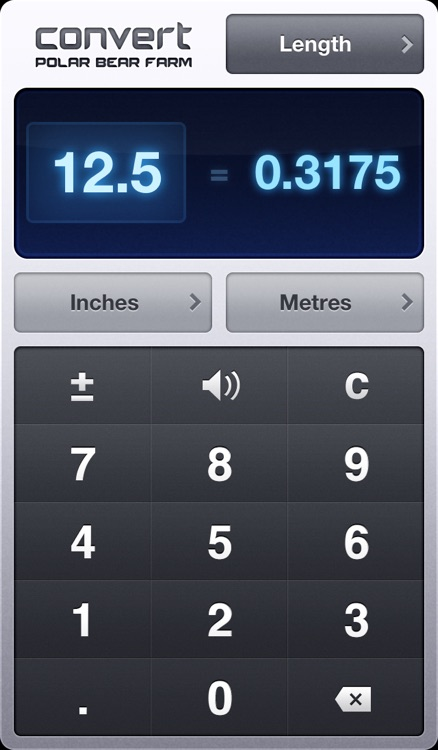 Convert - Unit Converter by PBF screenshot-0