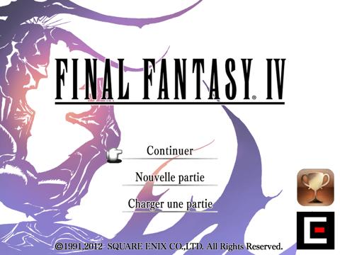 Screenshot #4 pour FINAL FANTASY IV