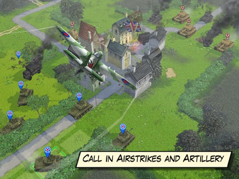 Battle Academy для iPad