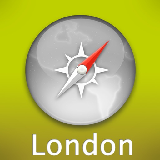London Travel Map icon