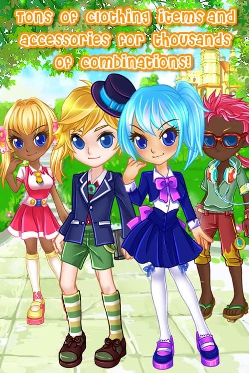 Dress Up - Cute Fashion ! screenshot-3