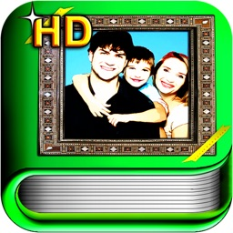 Album photo frames HD & fx : picasa + facebook albums integrated