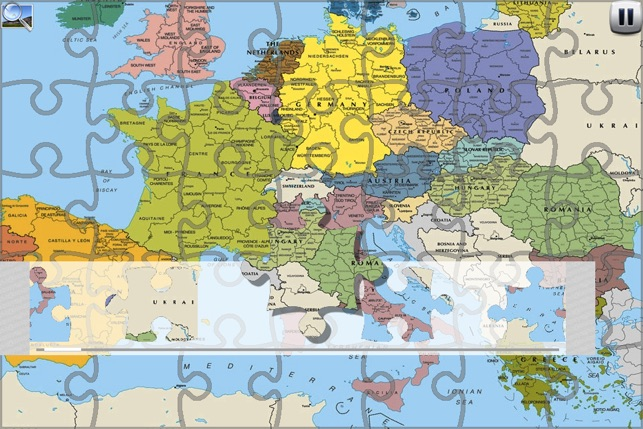 World map puzzle jigsaw on the app store screenshots gumiabroncs Choice Image