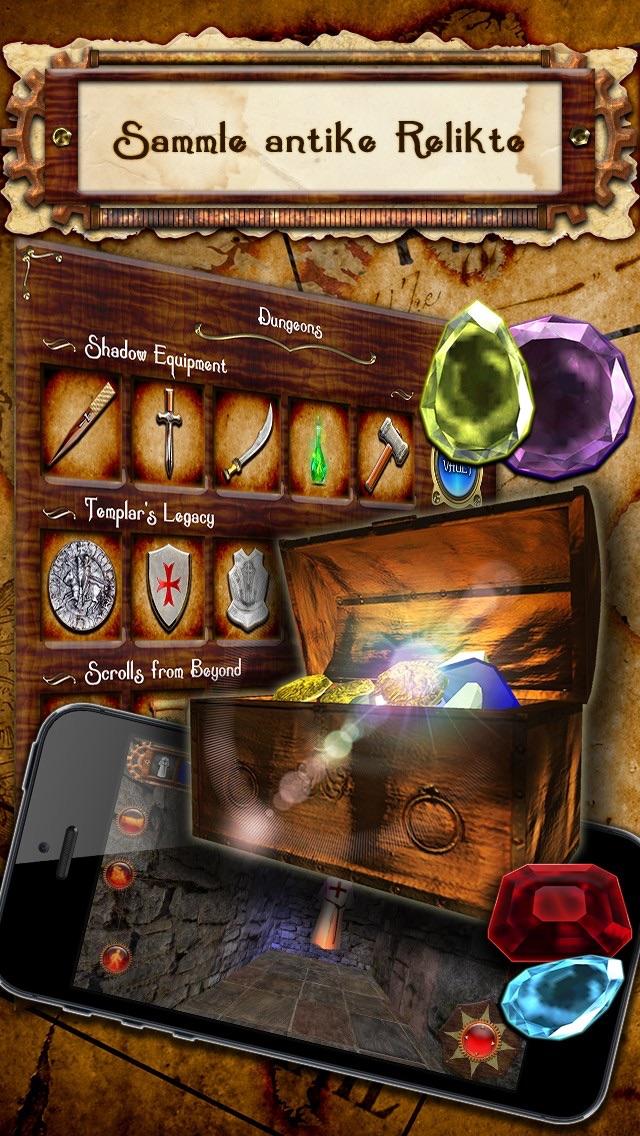AA: Tempel Räuber - Kerker - Kostenlose Action gefüllt Abenteuer Spiel für die Suche nach dem Schatz des Labyrinth der Geheimnisse. Coole, neue und lustige Spiele kostenlosScreenshot von 2